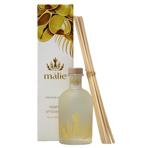 Malie Organics マリエ オーガニクス リードディフューザー ココナッツバニラ 240ml