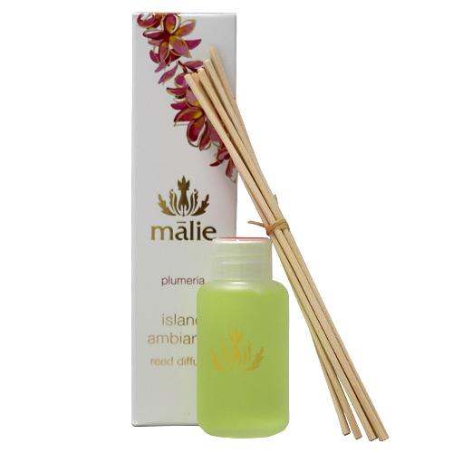 Malie Organics マリエ オーガニクス リードディフューザー プルメリア 59ml