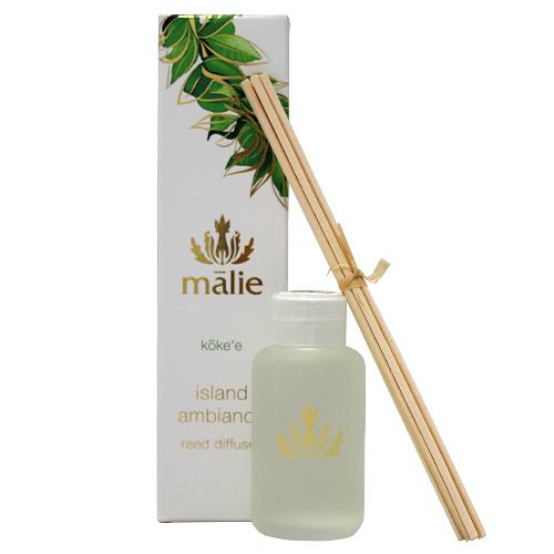 Malie Organics マリエ オーガニクス リードディフューザー コケエ 59ml