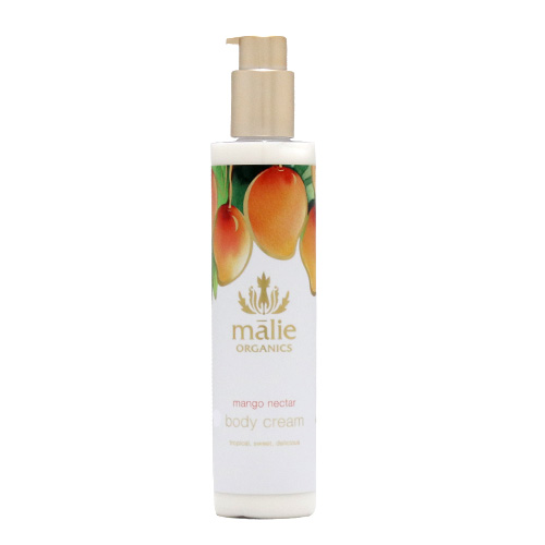 Malie Organics マリエ オーガニクス ボディクリーム マンゴーネクター 222ml