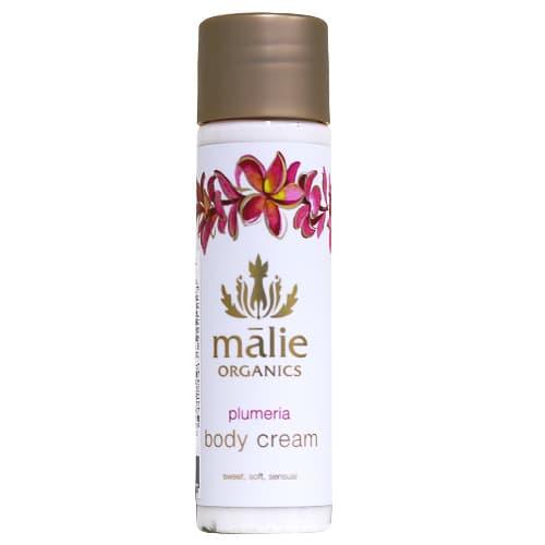 Malie Organics マリエ オーガニクス ボディクリーム プルメリア 75ml
