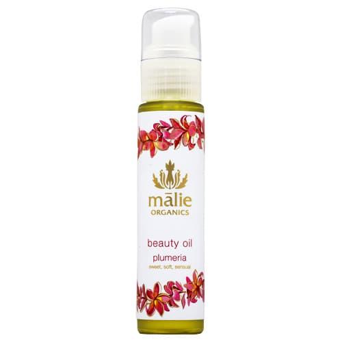 Malie Organics マリエ オーガニクス ビューティーオイル プルメリア 75ml