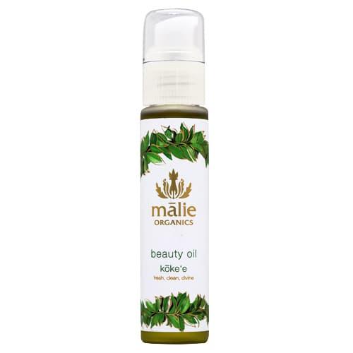 Malie Organics マリエ オーガニクス ビューティーオイル コケエ 75ml