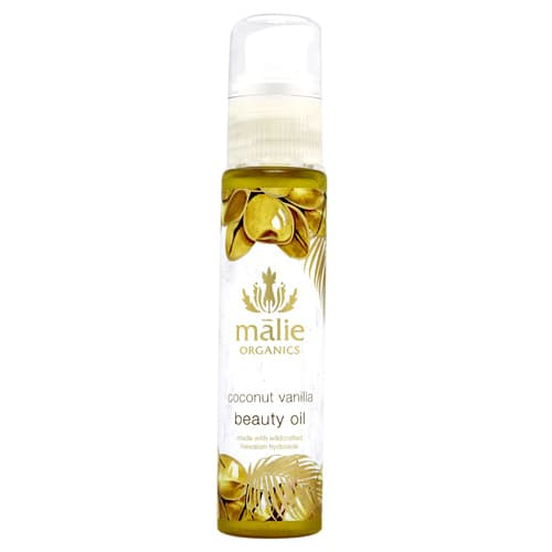 Malie Organics マリエ オーガニクス ビューティーオイル ココナッツバニラ 75ml