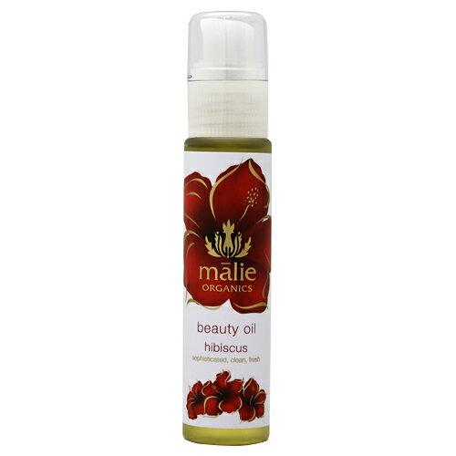 Malie Organics マリエ オーガニクス ビューティーオイル ハイビスカス 75ml