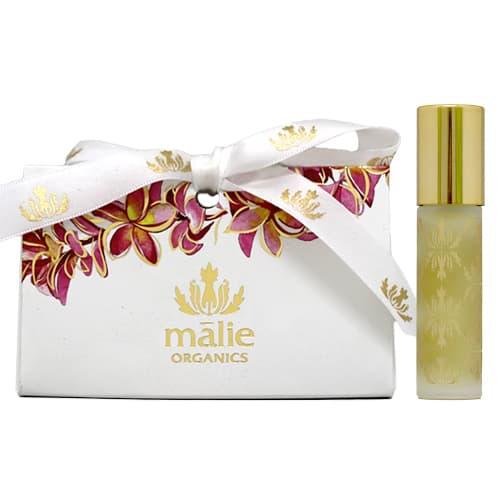 Malie Organics マリエ オーガニクス パフュームオイル プルメリア 10ml