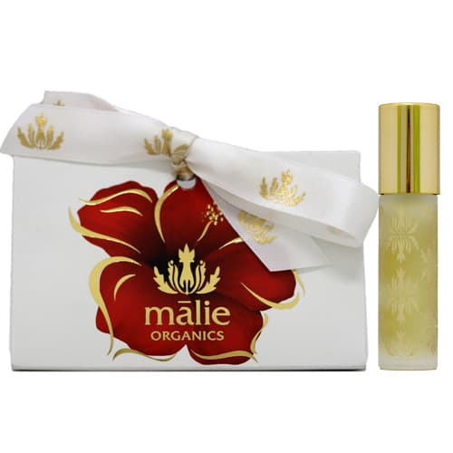 Malie Organics マリエ オーガニクス パフュームオイル ハイビスカス 10ml