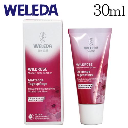 ヴェレダ ワイルドローズ デイクリーム 30ml / WELEDA