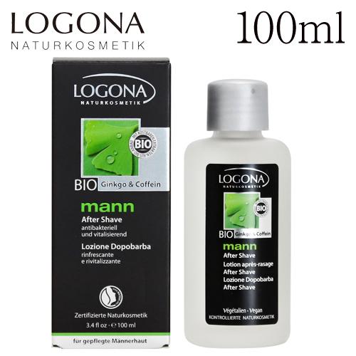 ロゴナ メンズ アフターシェイブローション 100ml / LOGONA