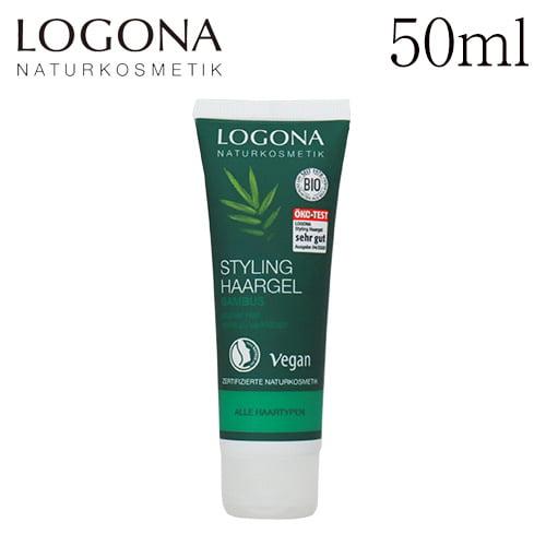 ロゴナ ヘアスタイリングジェル バンブー 50ml / LOGONA