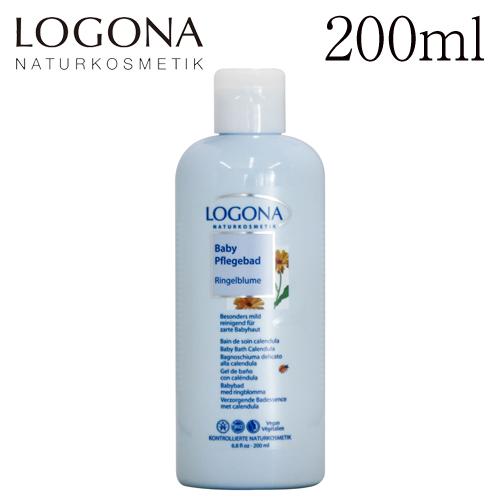 ロゴナ ベビィ ボディ&ヘアシャンプー 200ml / LOGONA