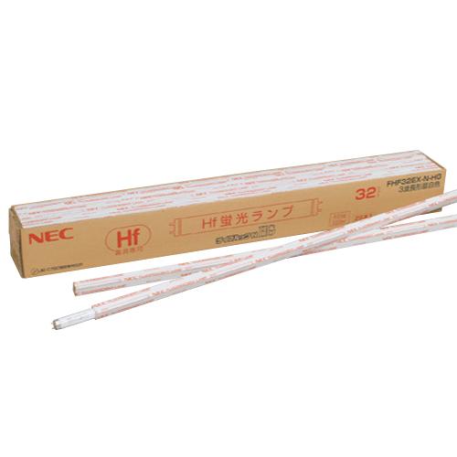 NEC Hf蛍光ランプ 高周波点灯専用形 直管蛍光灯 32W形 昼白色 25本