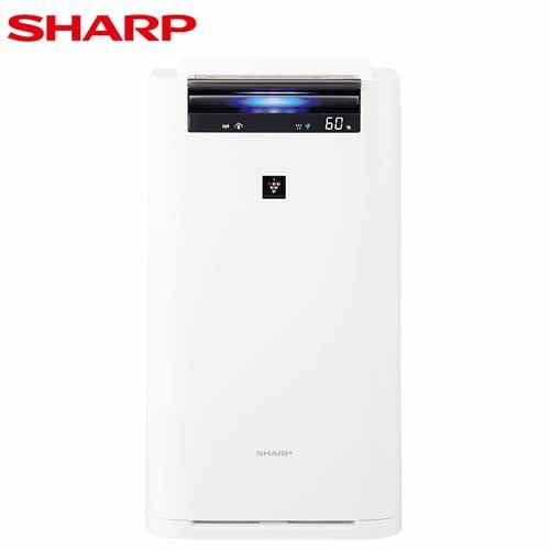 SHARP プラズマクラスター 加湿空気清浄機 空気清浄31畳 ホワイト KI-JS-70-W