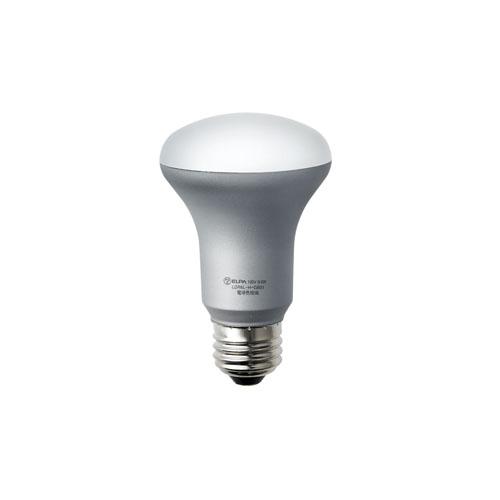 【売切れ御免】朝日電器 LED電球 レフ球形 6W形 E26口金 昼光色 LDR6D-H-G600