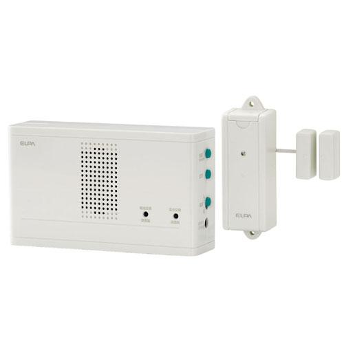 朝日電器 ワイヤレスチャイム ドア用送信器セット EWS-1002