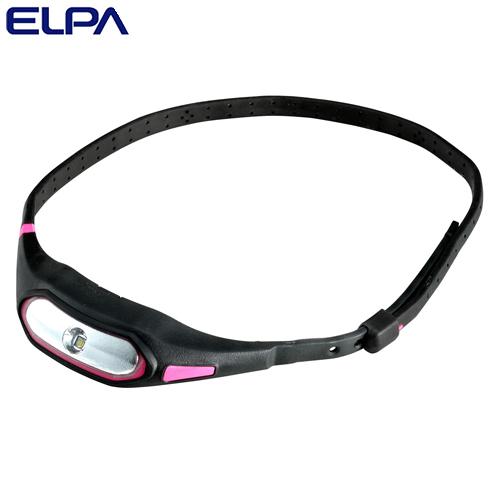 朝日電器 照明器具・ライト LEDネックライト 「LED SPORTS LIGHT」 バックライト付き ブラック×ピンク DOP-SL600(PK)