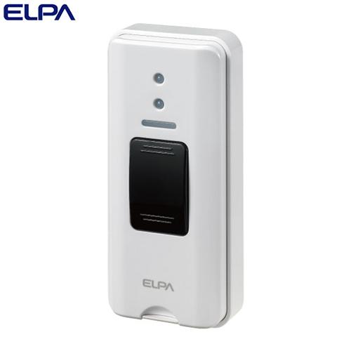 ELPA ワイヤレスチャイム 押ボタン送信器 EWS-P30