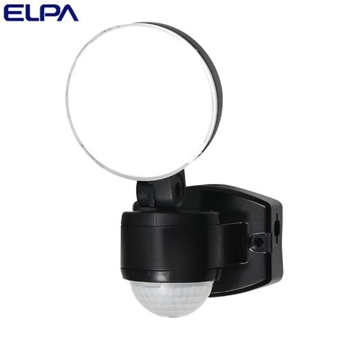 朝日電器 ELPA LEDセンサーライト 1灯 コンセント式 (AC電源) 屋外用 ESL-SS411AC