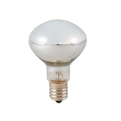 ヤザワ 白熱電球 白熱灯 レフ型クリプトン球 E17口金 50W形 R501750