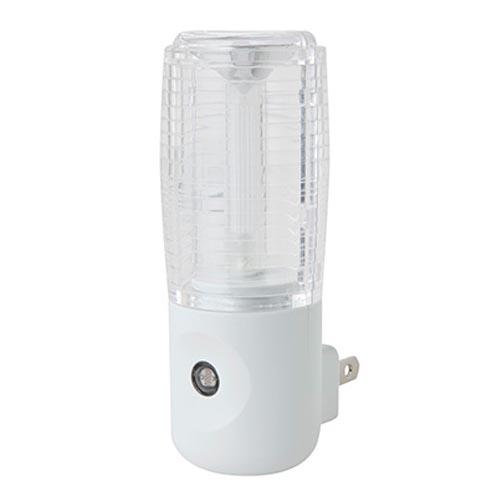 ヤザワ センサーライト センサーナイトライト 高輝度白色LED 1灯 NL30WH
