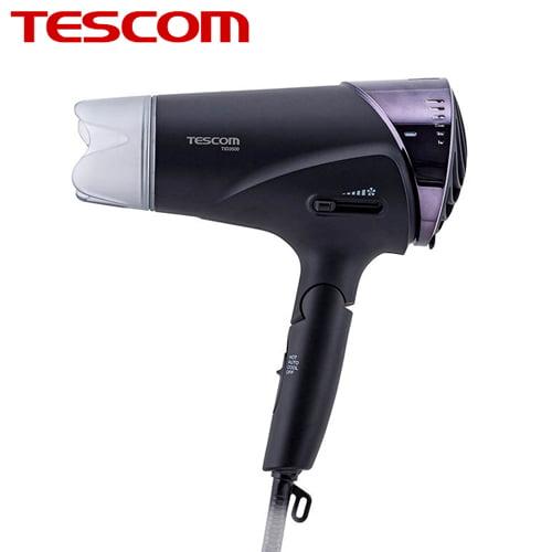 テスコム プロテクトイオンヘアドライヤー Speedom ブラック TID3500-K