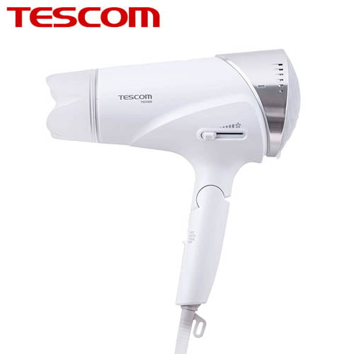 テスコム プロテクトイオンヘアドライヤー Speedom ホワイト TID3500-W