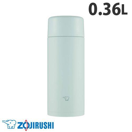 象印マホービン 水筒 ステンレスマグ TUFF スクリュータイプ 0.36L ミントブルー SM-ZA36-AM