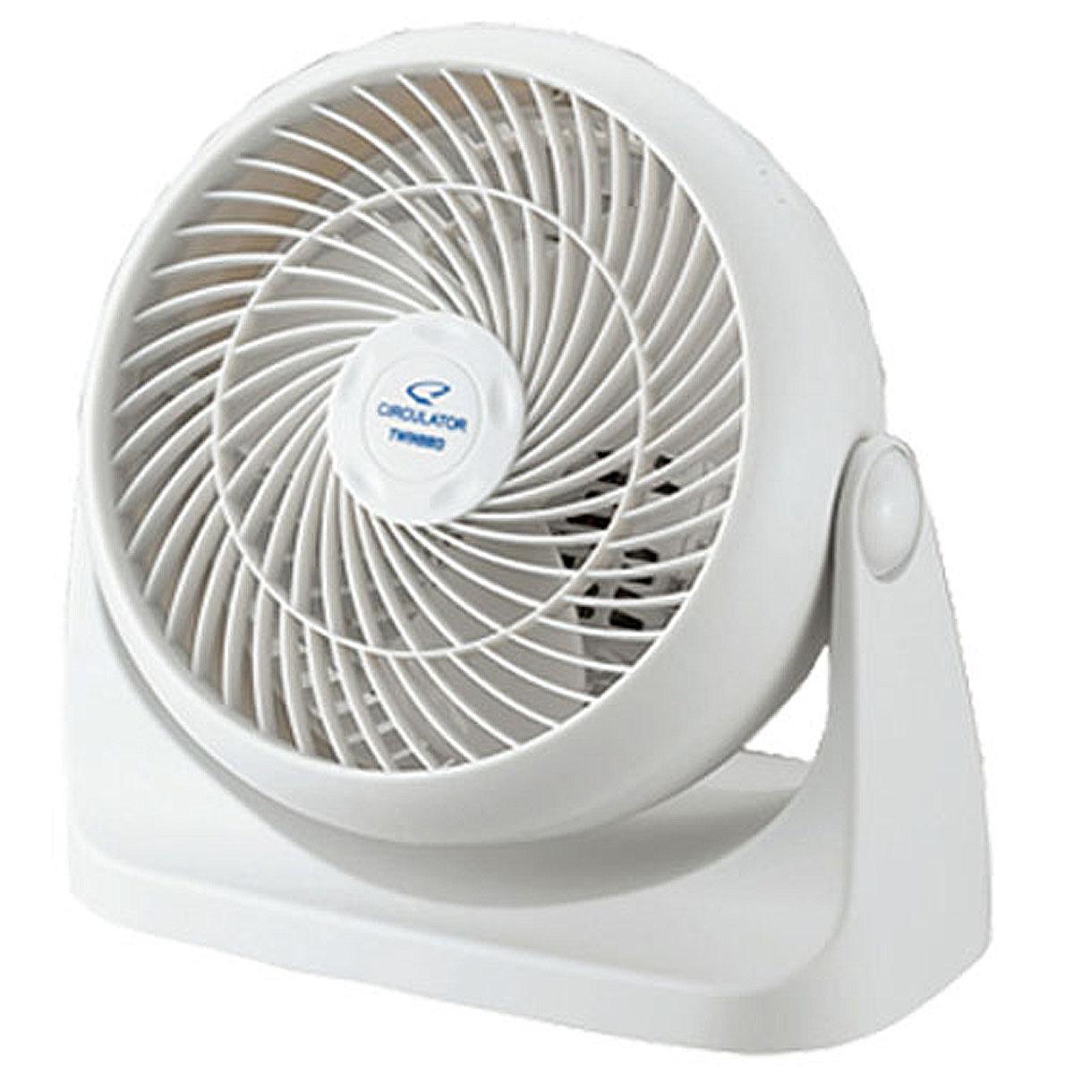 ツインバード工業 扇風機 サーキュレーター KJ-D994W
