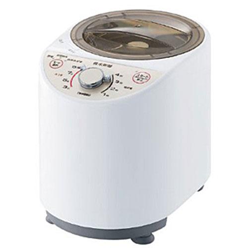 ツインバード工業 精米御膳 コンパクト精米器 1~4合 ホワイト MR-E500W