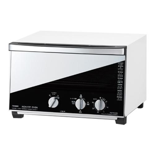 ツインバード工業 ノンフライオーブン ホワイト TXS-405X3W
