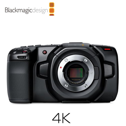Blackmagic Design (ブラックマジック・デザイン) Blackmagic Pocket Cinema Camera 4K CINECAMPOCHDMFT4K