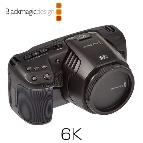 Blackmagic Design (ブラックマジック・デザイン) Blackmagic Pocket Cinema Camera 6K CINECAMPOCHDEF6K