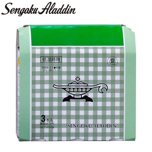 センゴクアラジン 専用カセットボンベ 3本入 SAG-B3P