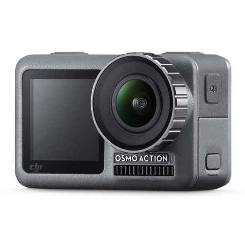 DJI アクションカメラ Osmo Action オスモ アクション