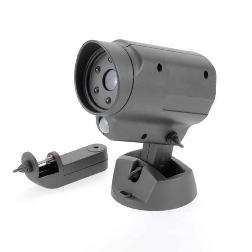 【売切れ御免】オーム電機 防犯ダミーカメラ DM-90 (07-4914)