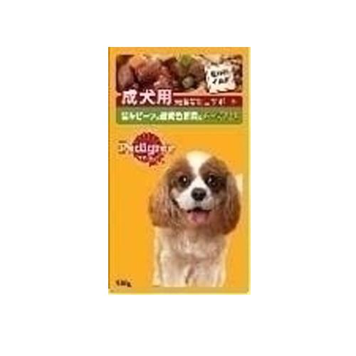 マース ぺディグリー 成犬用 ビーフ&野菜チーズ 130g P103