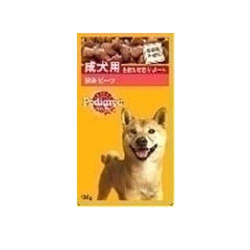 マース ぺディグリー 成犬用 旨みビーフ 130g P106