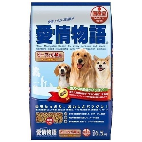 イースター 愛情物語 ビーフ&小魚味 6.5kg
