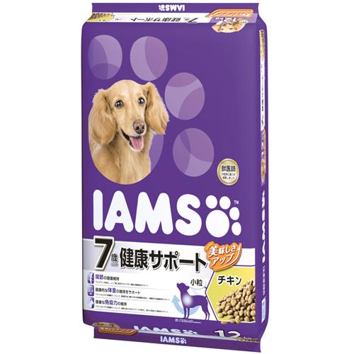 マース アイムス シニア犬 7歳以上用 健康サポート チキン小粒 12kg
