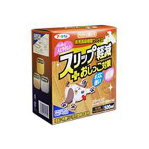 アサヒペン ペットと暮らす 床用高級樹脂ワックス 500ml