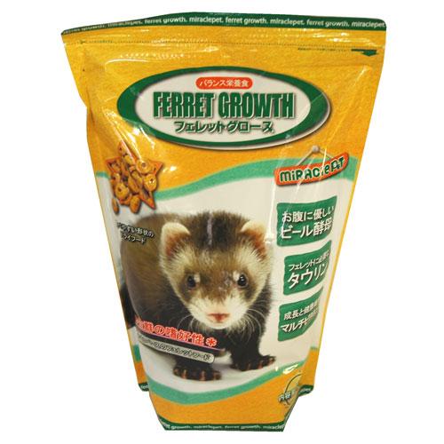 ニチドウ 小動物(フード・用品) フェレットグロース 400g