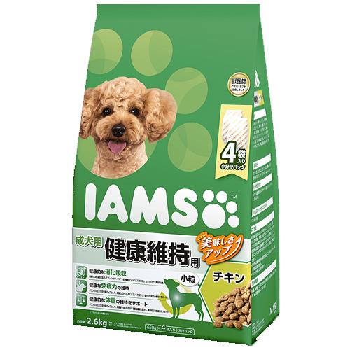 マース アイムス 成犬用 健康維持用 チキン 小粒 2.6kg ID221