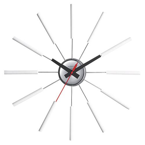 アートワークスタジオ 掛け時計 Atras-アトラス- ホワイト TK-2048WH