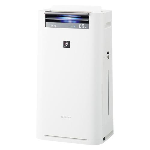 SHARP 加湿空気清浄機 ホワイト (KIJS50ベース) KIS50E7W