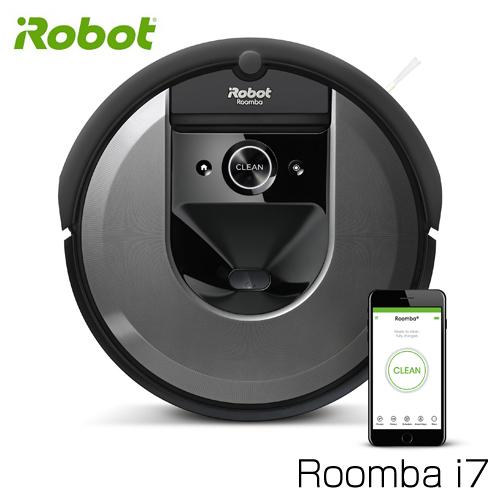 iRobot ロボット掃除機 ルンバ i7 Wi-Fi対応 Alexa対応 I715060
