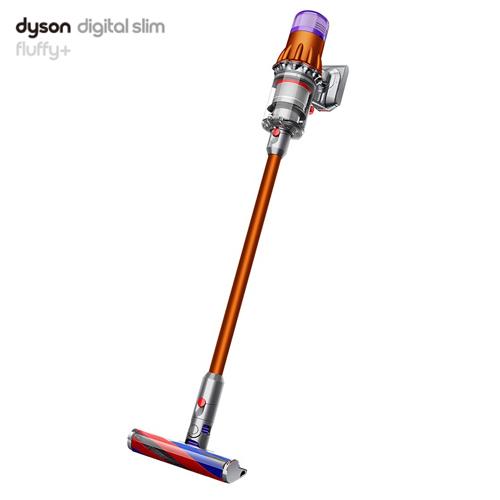 Dyson コードレススティッククリーナー Digital Slim Fluffy+ サイクロン式 SV18FFCOM