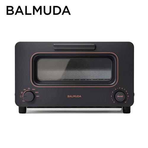 バルミューダ スチームトースター ブラック K05A-BK