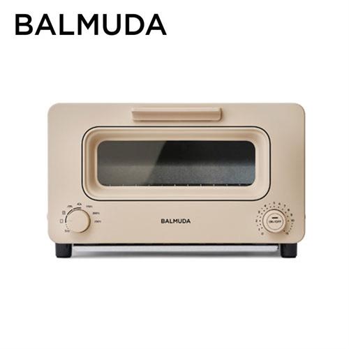 バルミューダ スチームトースター ベージュ K05A-BG