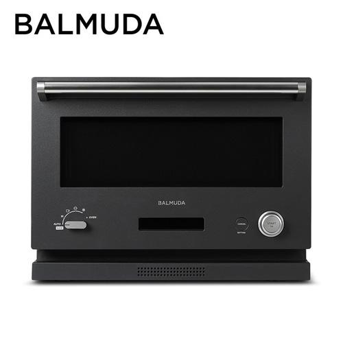 バルミューダ オーブンレンジ ブラック K04A-BK