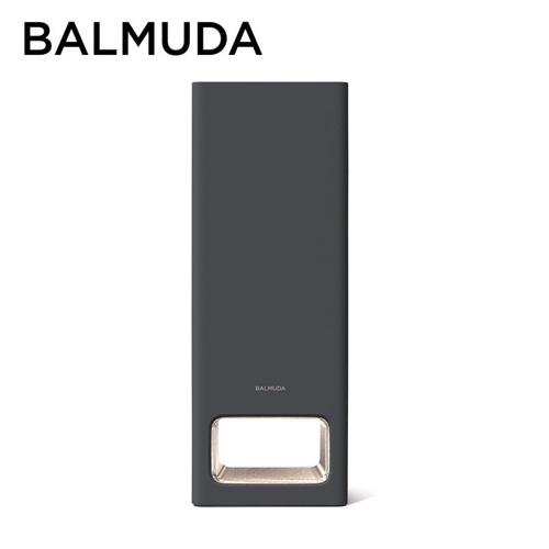 バルミューダ 空気清浄機 タワー型 ダークグレー A01A-GR
